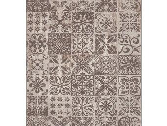 WHITE LABEL - tapis sable 340 x 240 cm - greca - l 340 x l 240 - - Alfombra Contemporánea