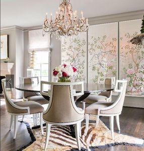 de Gournay - chinoiserie - Panel Decorativo