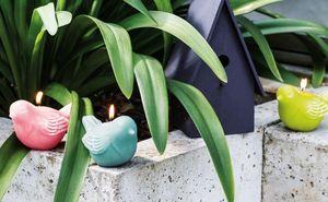 Bougies La Francaise - oiseau - Vela Decorativa