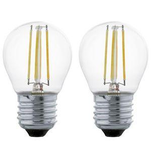 Eglo - ampoules led e27 4w/30w 2700k 350lm - Bombilla Led
