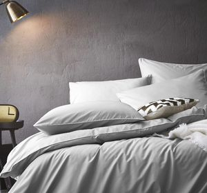 BLANC CERISE - simplicité gourmande-- - Funda Nórdica