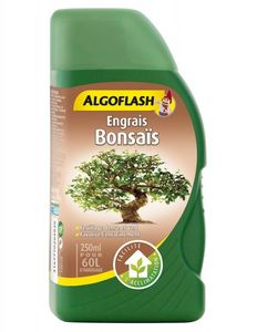 ALGOFLASH - engrais liquide bonsai 250ml - Fertilizante