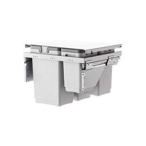 VIBO -  - Cubo De Basura Deslizante Para Cocina