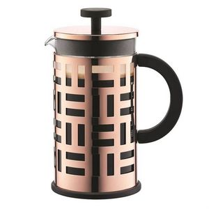 Cafetera con pistón