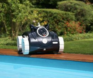 Piscineo - 5220 luna 10 - Robot Limpiador De Piscina