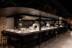 ROMAIN CHAUVEAU - fief paris - Diseño Del Arquitecto Bares Restaurantes