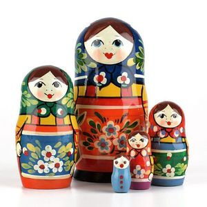 THE RUSSIAN STORE -  - Muñeca Rusa