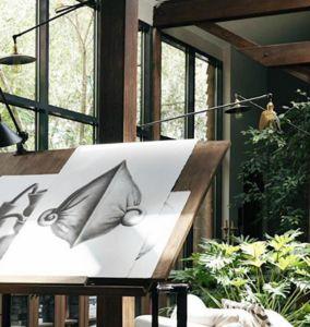 KETHEVANE CELLARD -  - Dibujo Con Tinta