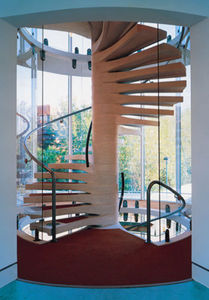 Spiral Construction -  - Escalera Helicoidal