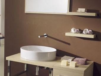 SCARABEO CERAMICHE - mobile bagno linea brio system - Espejo De Cuarto De Ba�o