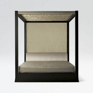 Armani Casa - osaka - Cama De Matrimonio Con Baldaqu�n