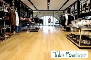 L ATELIER DES MATIÈRES - tuka bamboo - Parquet Macizo