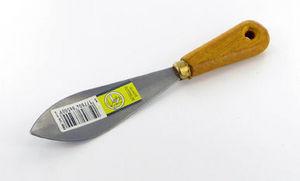 VALMOUR - couteau a mastic courbe - Cuchillo Raspador