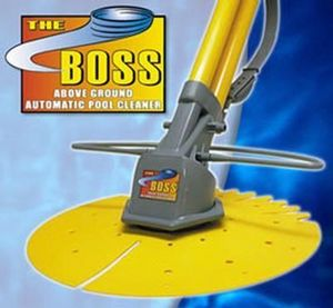 Letro Products - boss - Robot Limpiador De Piscina
