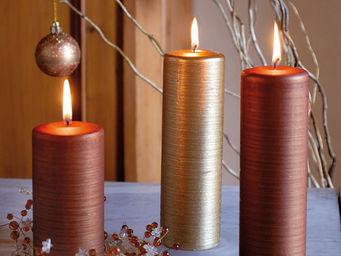 Ceras Roura - metalizada craft - Velas De Navidad