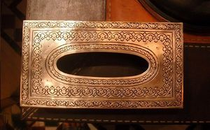 MEDINA TOUCH -  - Caja De Pañuelos