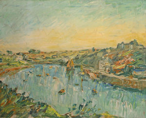 Galerie Brugal -  - Óleo Sobre Tela Y Óleo Sobre Panel