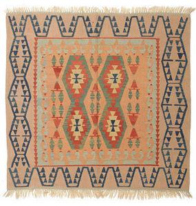 CARPETVISTA.COM - kilim usak carpet 213x204 - Alfombra Kilim