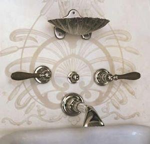 Volevatch - bain carpe - Mezclador Baño 3 Orificios