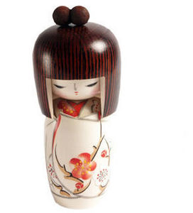 Art Form - kokeshi - Muñeca