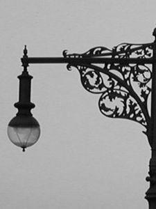 Sugg Lighting - cast wall brackets - Linterna De Colgador