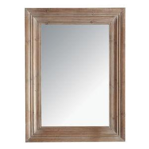 Maisons du monde - miroir esterel clair 60x80 - Espejo