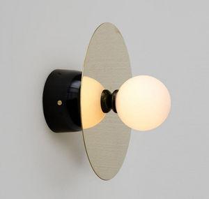 CHIARA COLOMBINI - disc et sphere - Lámpara De Pared