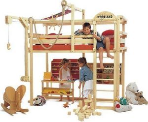 Woodland - winnipeg - Cama Evolutiva