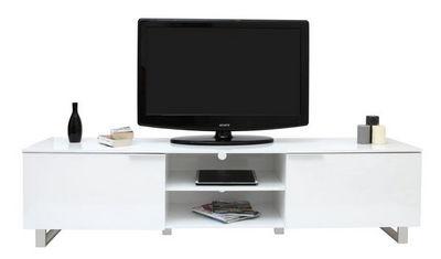 Miliboo - Mueble TV HI FI-Miliboo-HALIFAX MEUBLE TV