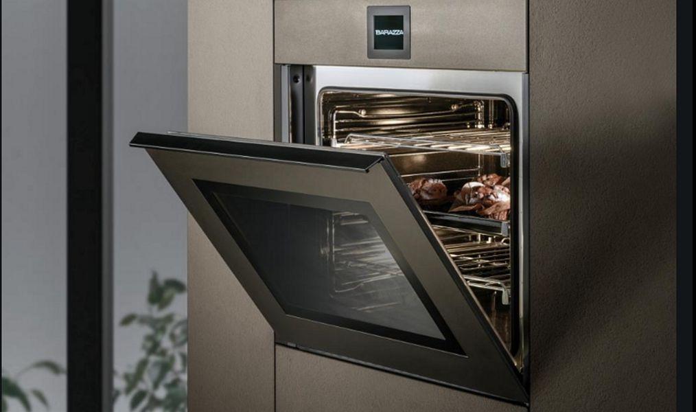 BARAZZA Forno elettrico Forni Attrezzatura della cucina  |