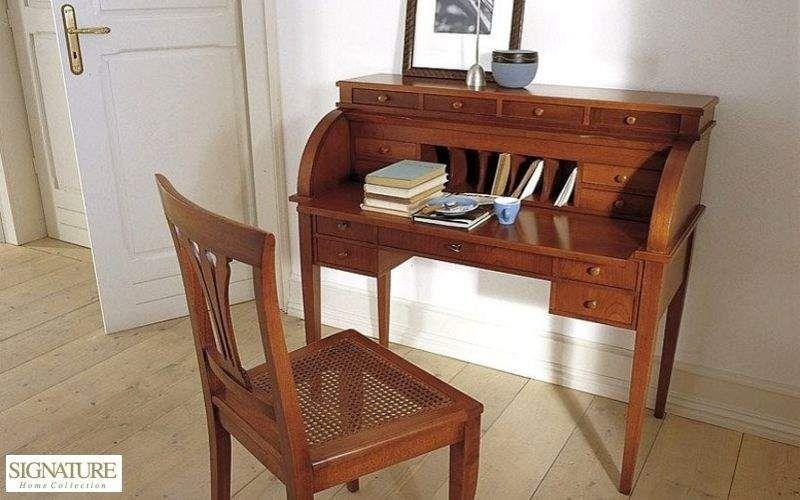 SIGNATURE HOME COLLECTION Scrittoio a ribalta Dos d'âne Scrivanie e Tavoli Ufficio Studio | Classico