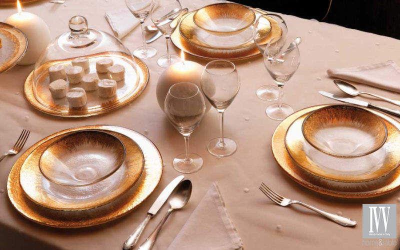 IVV Servizio da tavola Servizi di piatti Stoviglie  | Classico