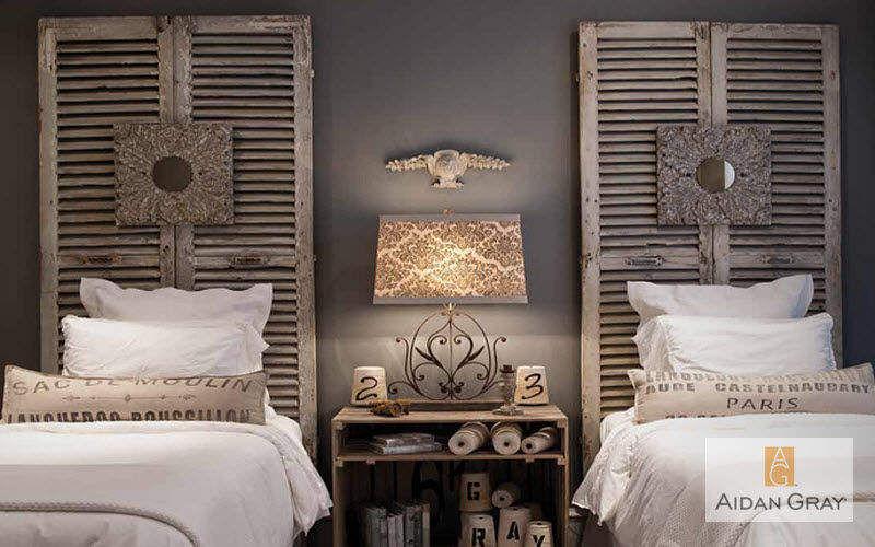 Aidan Gray Home Camera da letto Camere da letto Letti Camera da letto | Charme