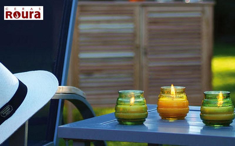 Ceras Roura Bicchiere portacandela Candele e candelabri Oggetti decorativi  |