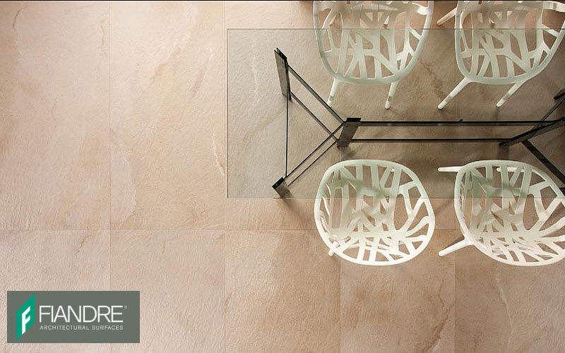 XTRA FIANDRE Piastrella per pavimento interno Piastrelle per pavimento Pavimenti Sala da pranzo | Design Contemporaneo