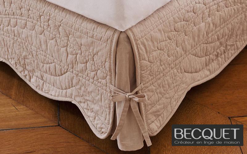 Becquet Coprirete Biancheria da letto - protezioni Biancheria  |