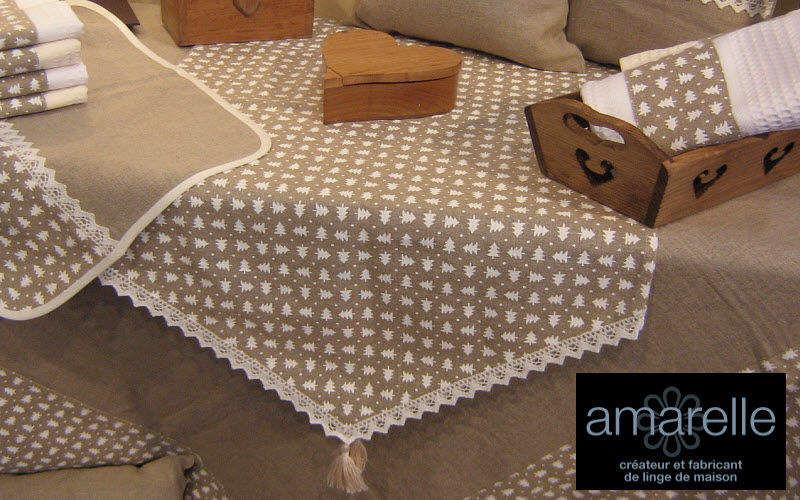 Amarelle Striscia da tavolo Tovaglie Biancheria da Tavola  |