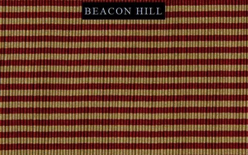 Beacon Hill Tessuto a righe Tessuti d'arredo Tessuti Tende Passamaneria  |