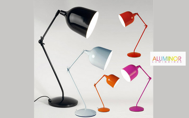 Aluminor Lampada per scrivania Lampade Illuminazione Interno  |