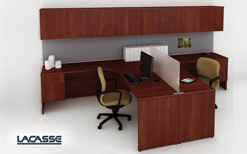 Lacasse Scrivania operativa Scrivanie e Tavoli Ufficio  |