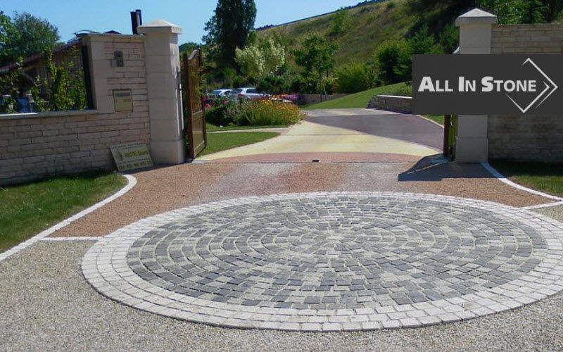 ALL IN STONE Lastricato per esterni Pavimenti per esterni Pavimenti  |