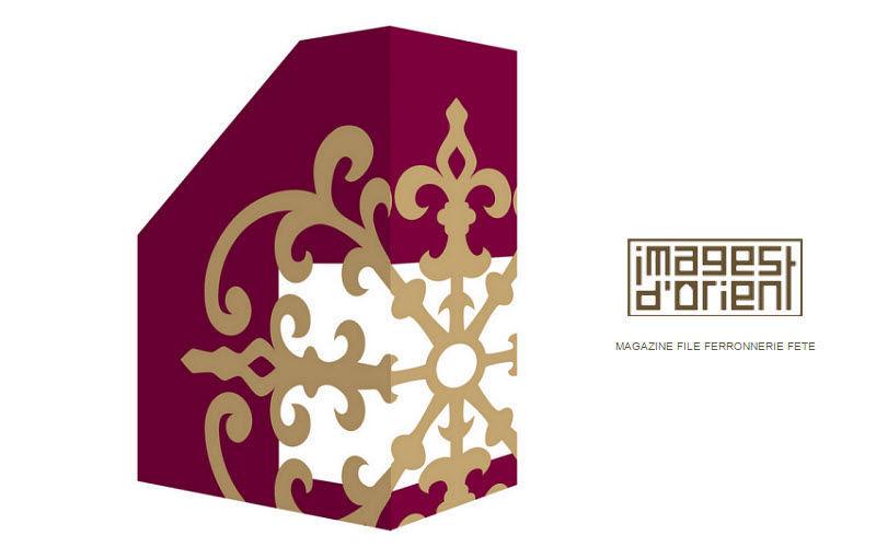 IMAGES D'ORIENT Portariviste Mobiletti Armadi, Cassettoni e Librerie  |