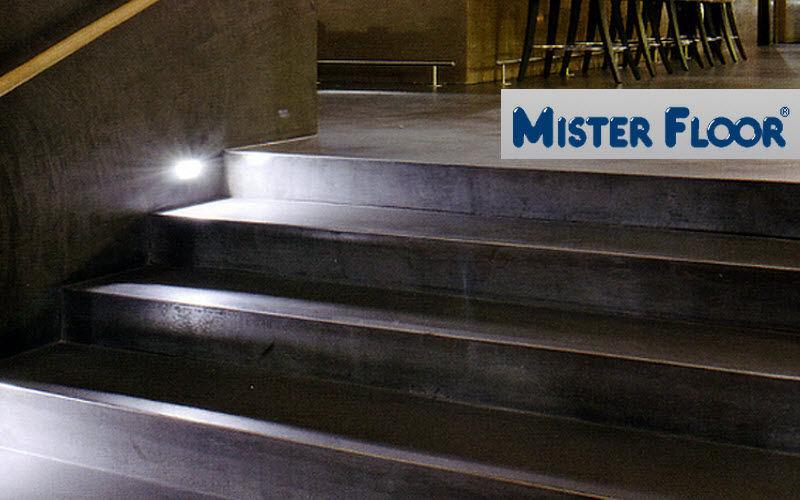 MISTER FLOOR Calcestruzzo incerato Calcestruzzo decorativo Pavimenti  |