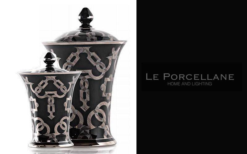 Le Porcellane Vaso di porcellana Coppe e contenitori Oggetti decorativi  |