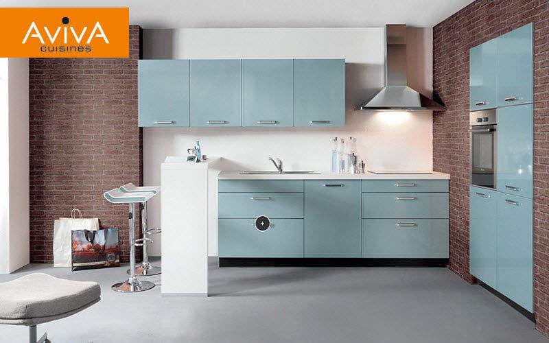 AVIVA CUISINES Cucina moderna Cucine complete Attrezzatura della cucina  |
