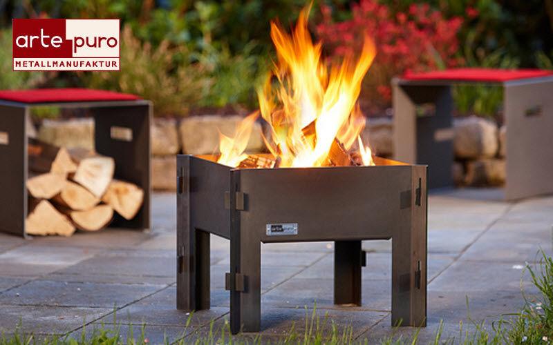 ARTEPURO Braciere Barbecue Varie Giardino  |