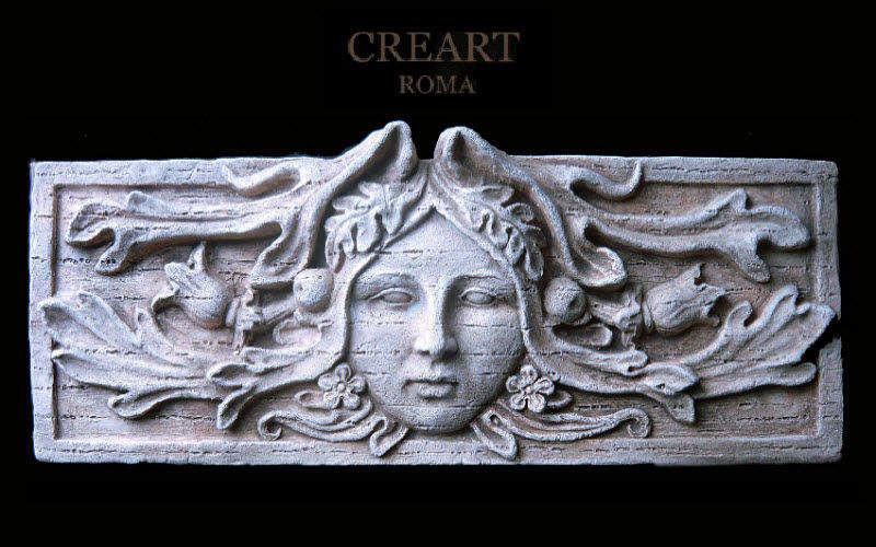 Creart Roma Bassorilievo Architettura Ornamenti  |