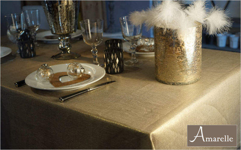 Amarelle Tovaglia natalizia Addobbi natalizi Natale Cerimonie e Feste  |
