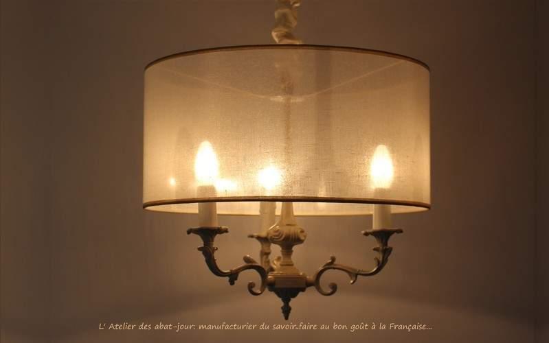 Abat-jour Paralume Paralumi Illuminazione Interno  |