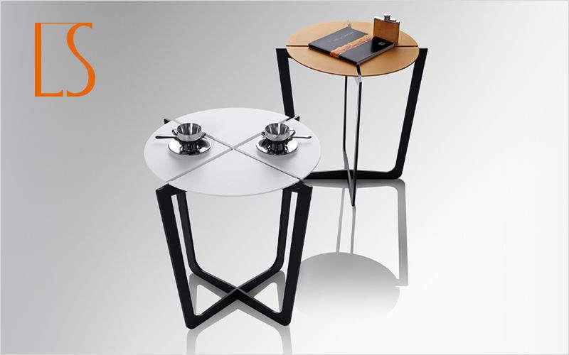 LOSSERAND SIGNATURE Tavolino rotondo Tavolo d'appoggio Tavoli e Mobili Vari   